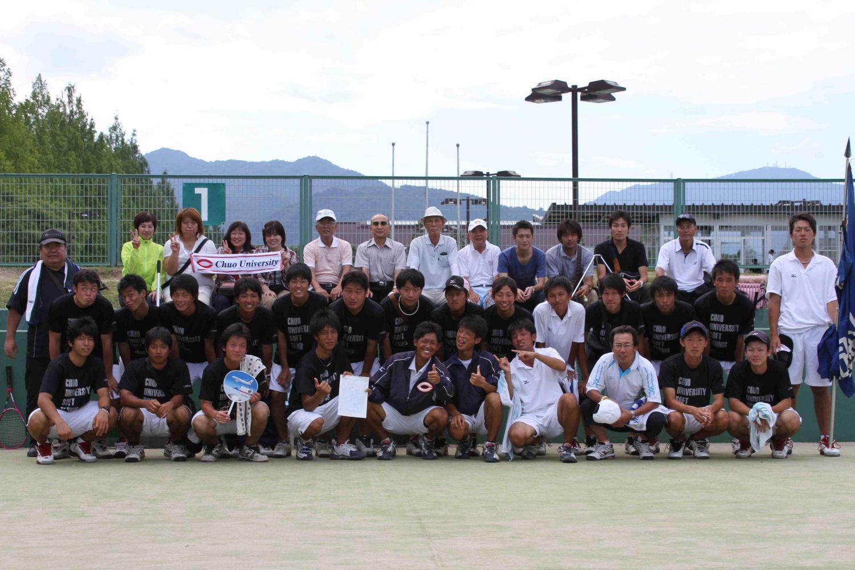 中央大学大学ソフトテニス部