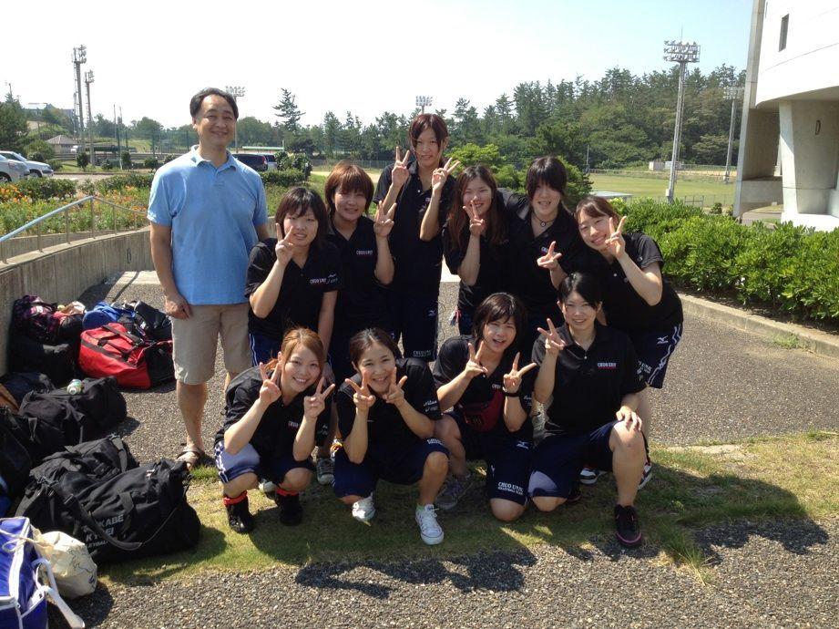 中央大学大学バレーボール部(女子)