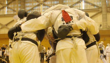 中央大学大学拳法部