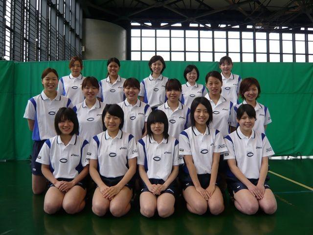 中央大学大学女子卓球部