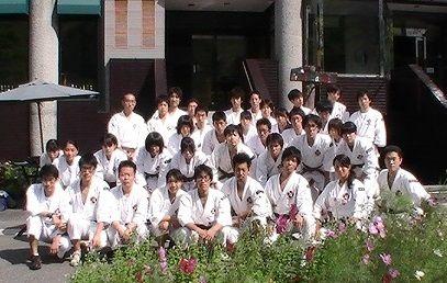 中央大学大学少林寺拳法部