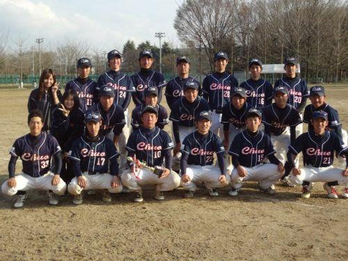 ソフトボール部(男子)