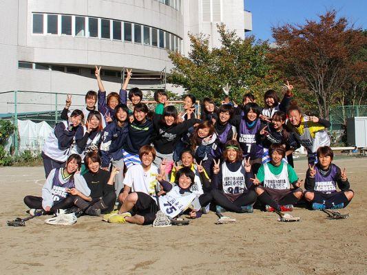 横浜国立大学大学女子ラクロス
