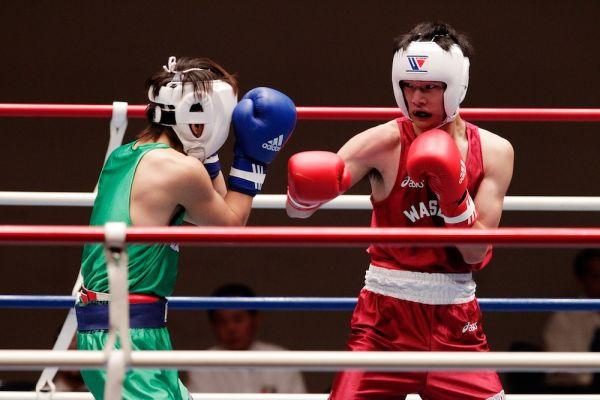 早稲田大学大学ボクシング部