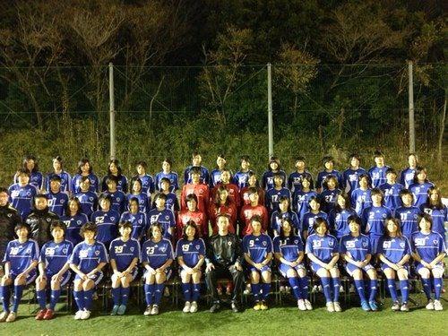 日本体育大学大学日本体育大学女子サッカー部