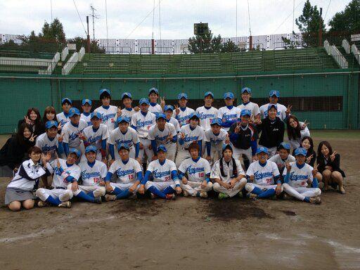 青山学院大学大学軟式野球部