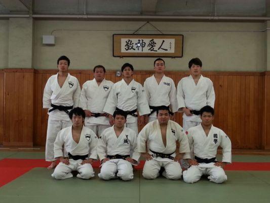 青山学院大学大学柔道