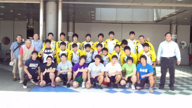 青山学院大学大学レスリング