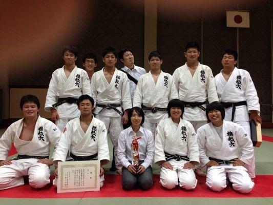 福岡教育大学大学柔道部