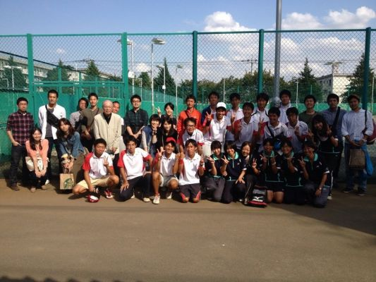 一橋大学大学ソフトテニス