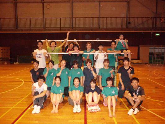 一橋大学大学体操部