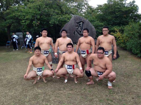 駒澤大学大学相撲部