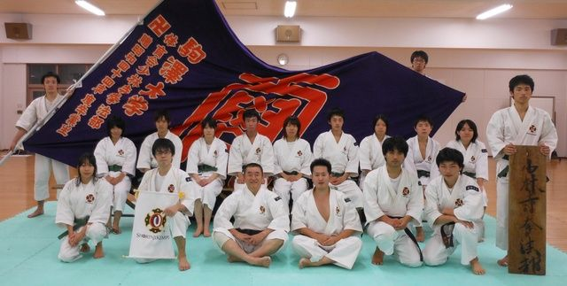 駒澤大学大学少林寺拳法部