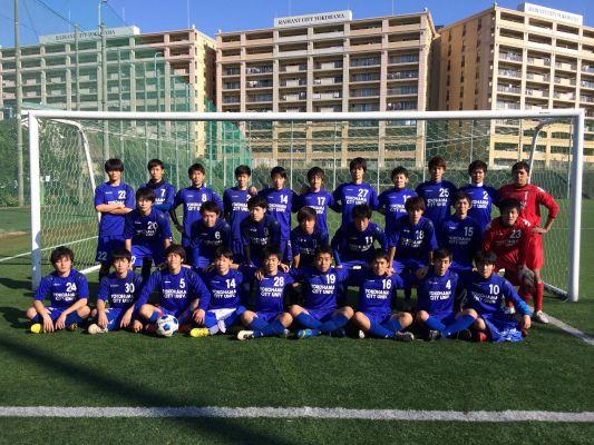 横浜市立大学大学サッカー部