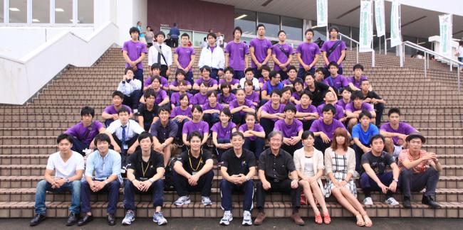駒澤大学大学体操競技部