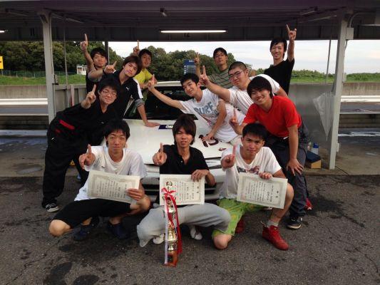 駒澤大学大学自動車部