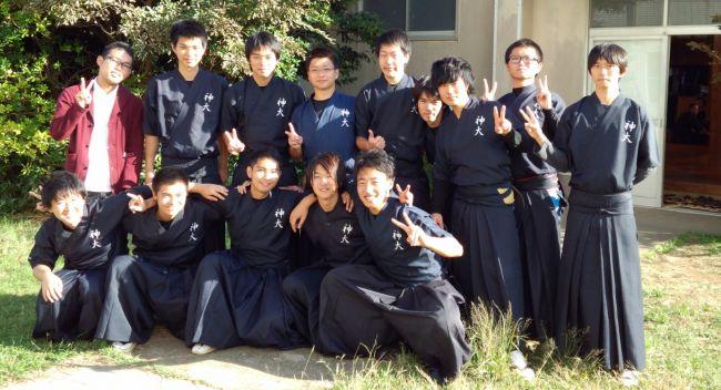 神奈川大学大学弓道部
