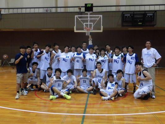 神奈川大学大学バスケットボール