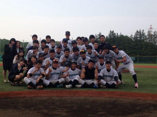 首都大学東京大学硬式野球部
