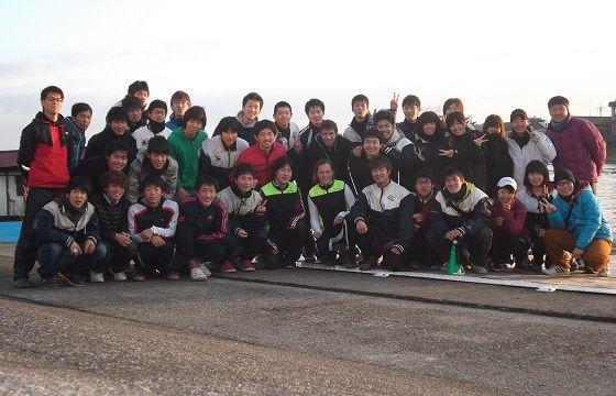 京都大学大学ボート部