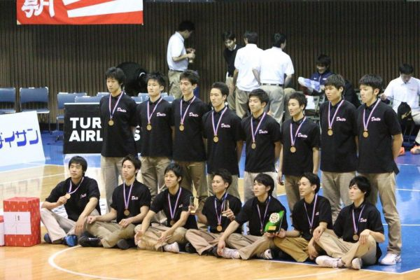 大東文化大学大学男子バスケットボール部