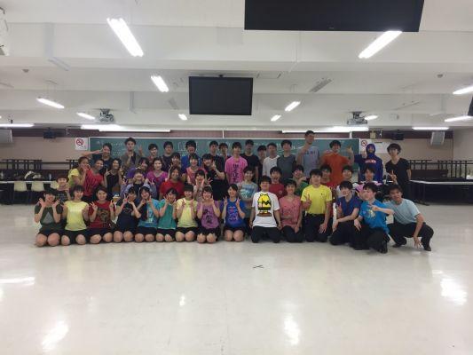 駒澤大学大学競技ダンスクラブ