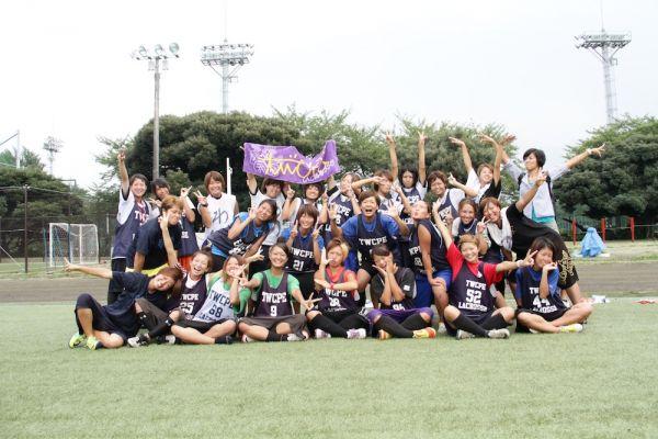 東京女子体育大学大学ラクロス部
