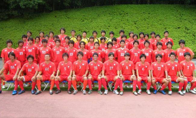 日本大学大学サッカー部