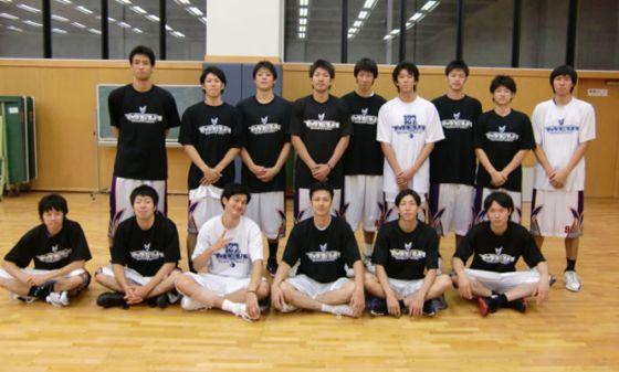 明治大学大学バスケットボール部