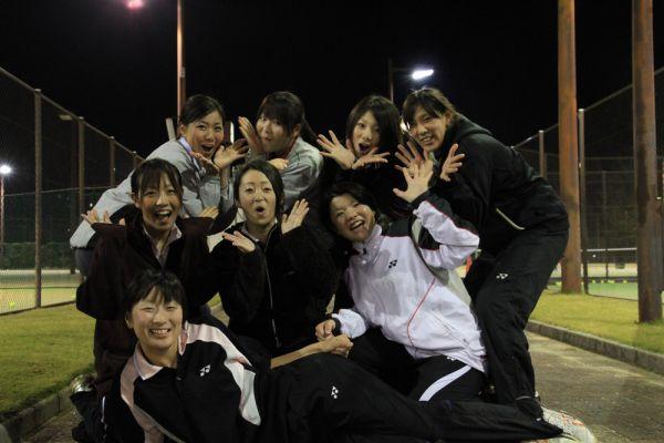 青山学院大学大学女子ソフトテニス部