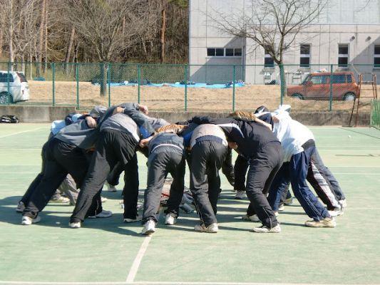 福島大学大学ソフトテニス部