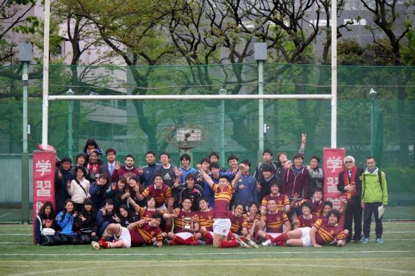 上智大学大学ラグビー部