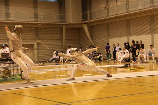 早稲田大学大学フェンシング部