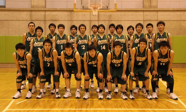 青山学院大学大学バスケットボール部