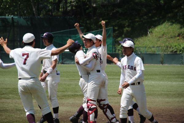 早稲田大学大学準硬式野球部