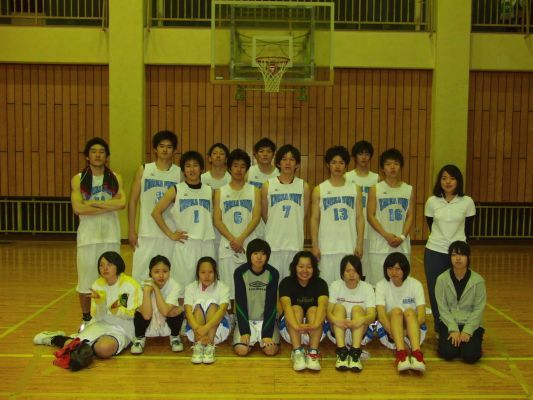 朝鮮大学校大学バスケットボール部