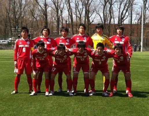 朝鮮大学校大学体育会サッカー部