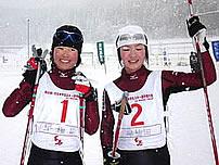 【早稲田大学スキー部選手】