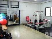 合宿所 トレーニングルーム