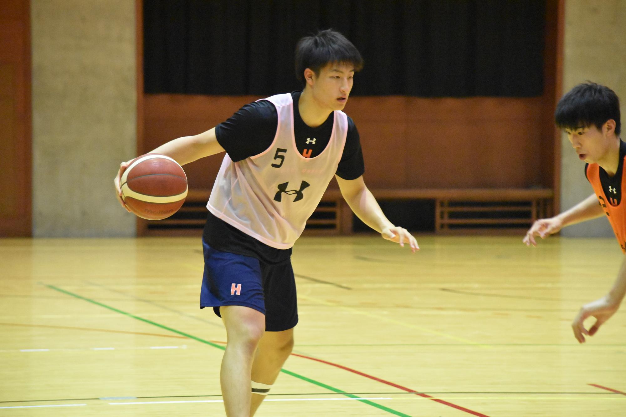 大学 バスケ オータム カップ